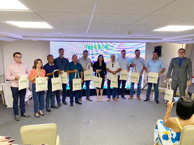 Prefeitura Municipal de Picuí é Contemplada com Projeto da Coleta Seletiva Realizado pela FAMUP