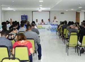 Secretário de Administração participa de capacitação promovida pela CNM