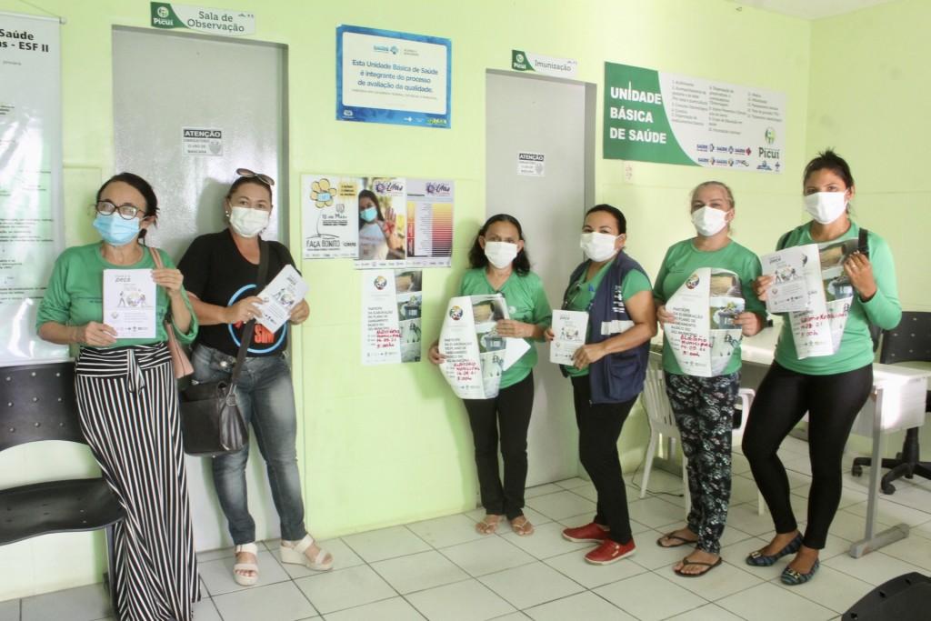 Campanha de Divulgação das Audiências Públicas do PMSB é Realizada com Sucesso no Município de Picuí