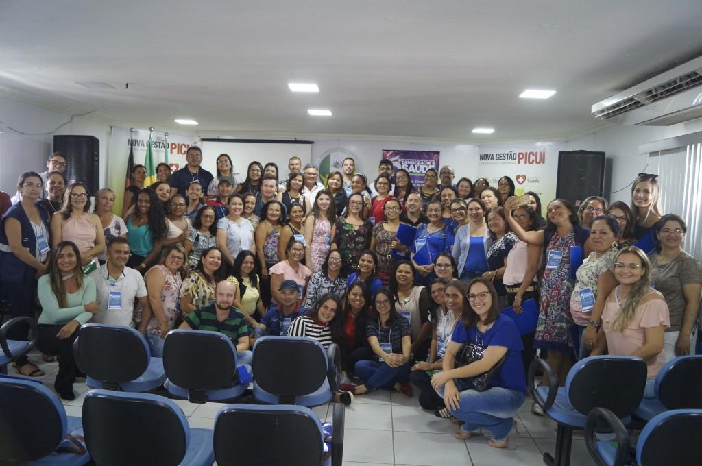 Prefeitura de Picuí realizou 5º Conferência Municipal de Saúde