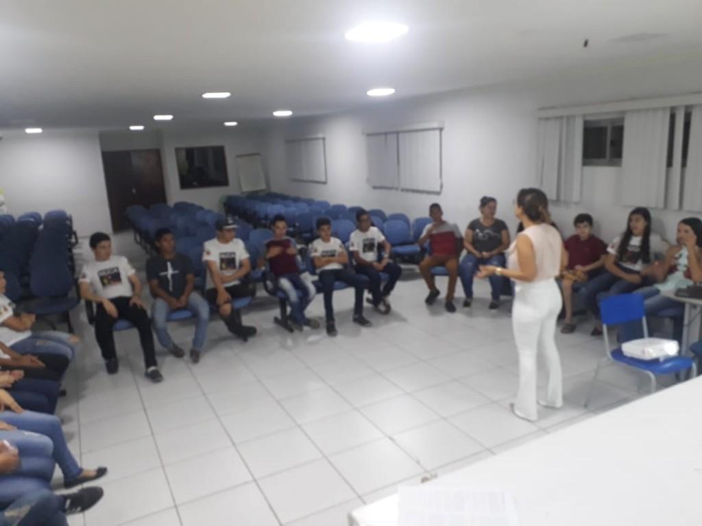 NUCA-Picuí realiza atividades do Desafio 2 proposto pelo Selo Unicef