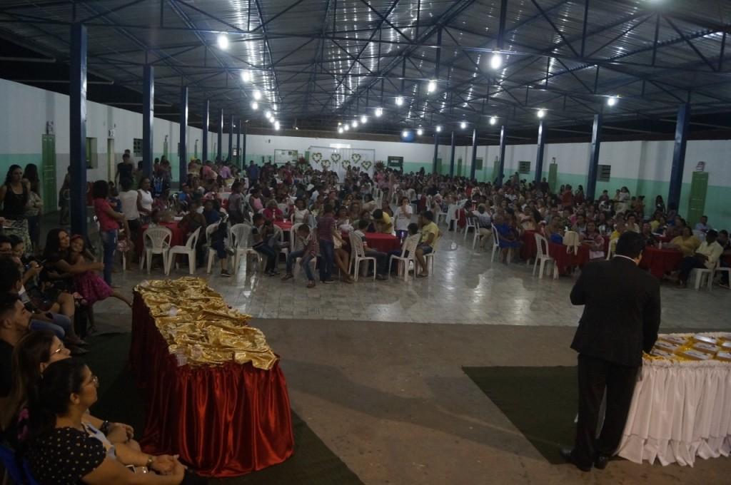 Prefeitura de Picuí realiza grande festa em comemoração ao Dia das Mães
