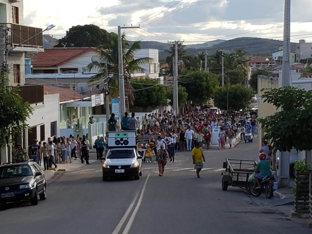 Campanha 18 de Maio: Picuí realiza caminhada em combate ao abuso e exploração sexual de crianças e adolescentes