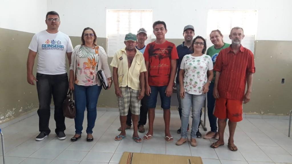 ESF I cria grupo para ajudar usuários de álcool e drogas em Santa Luzia