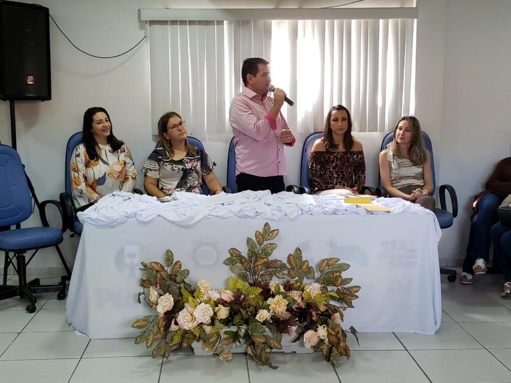 PICUÍ SEDIA REUNIÃO DA COMISSÃO INTERGESTORES BIPARTITE - CIB