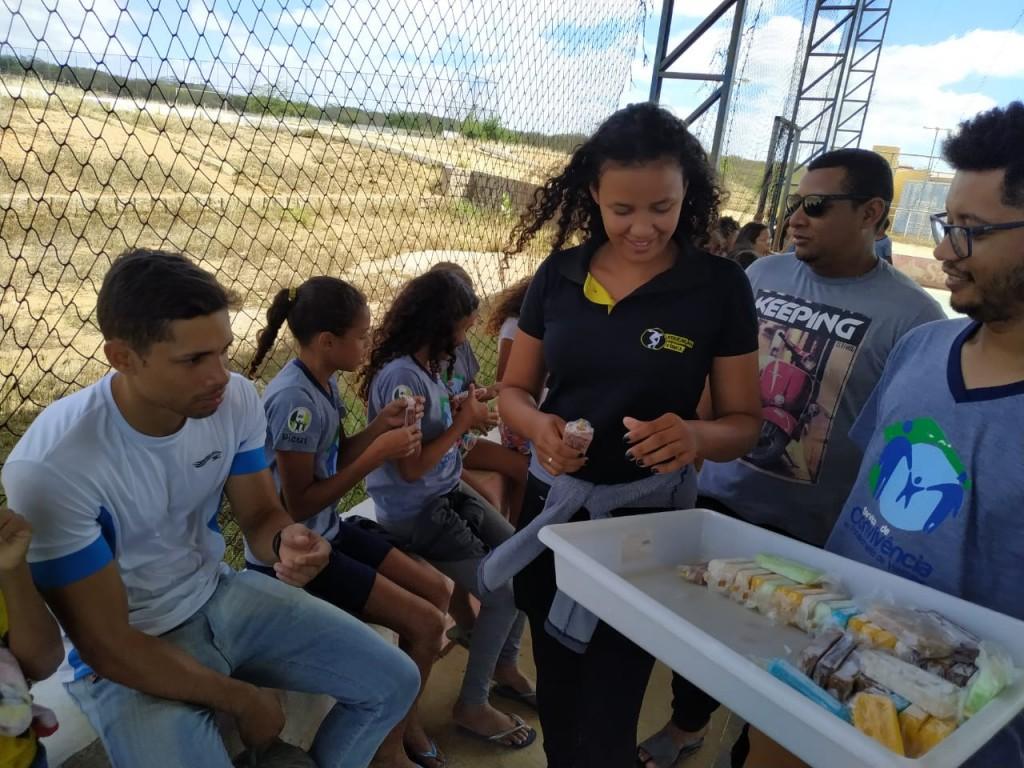 Programas Sociais de Picuí promove Semana do Estudante