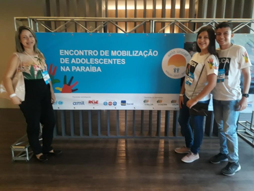 NUCA-Picuí participa de Encontro Estadual do Selo Unicef