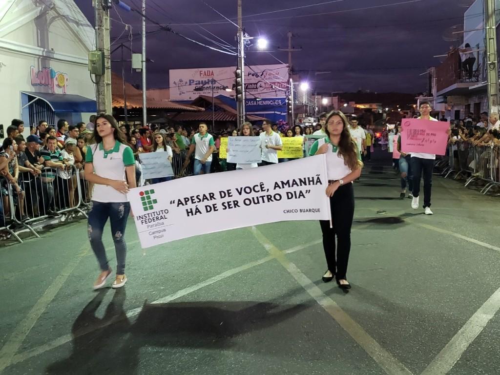 Desfile Cívico Escolar 2019 – 2ª Parte