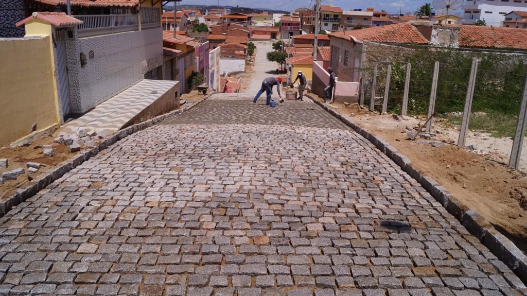 Prefeito Olivânio Remígio anuncia a pavimentação de mais ruas em Picuí já em setembro