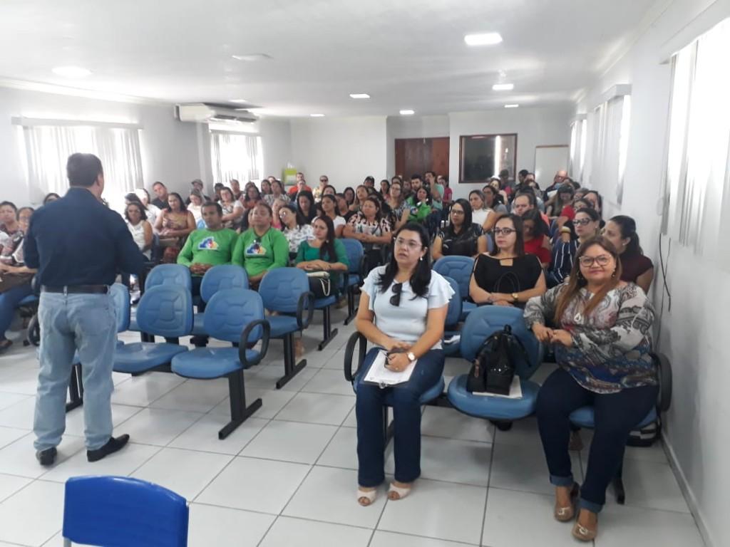 Secretaria de Saúde promove capacitação para equipes de saúde da família