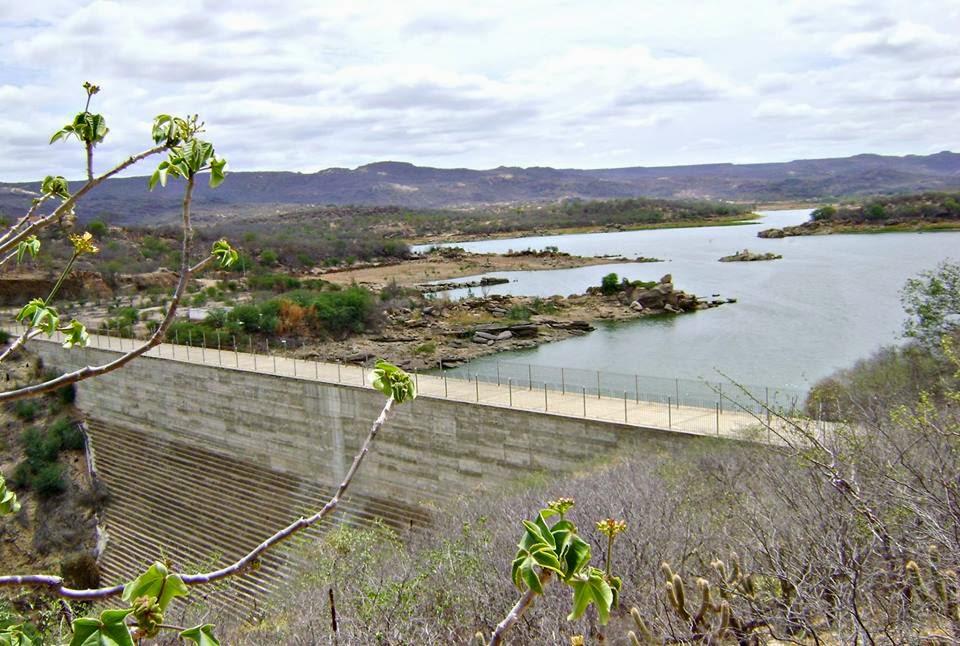 Prefeitura de Picuí Solicita à Cagepa Manutenção da Barragem Várzea Grande e Estação de Tratamento de Água do Município