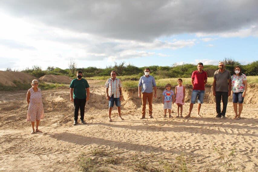 Comunidade Rural Picuiense é beneficiada pelo Programa Campo Sustentável
