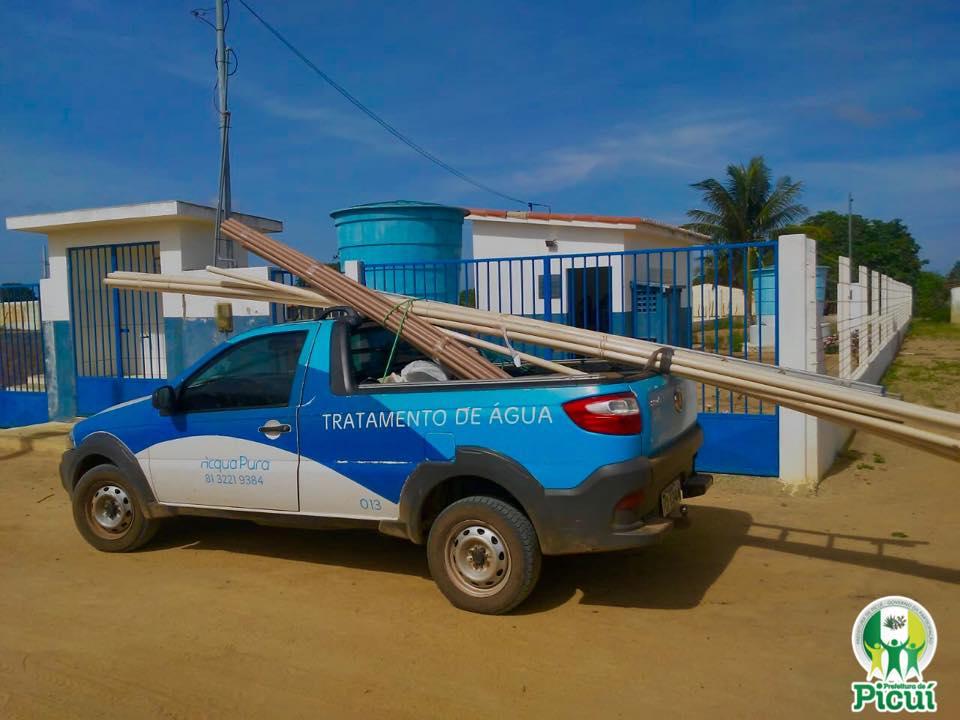 Sistema Dessalinizador da Comunidade Mato Grosso recebe Manutenção