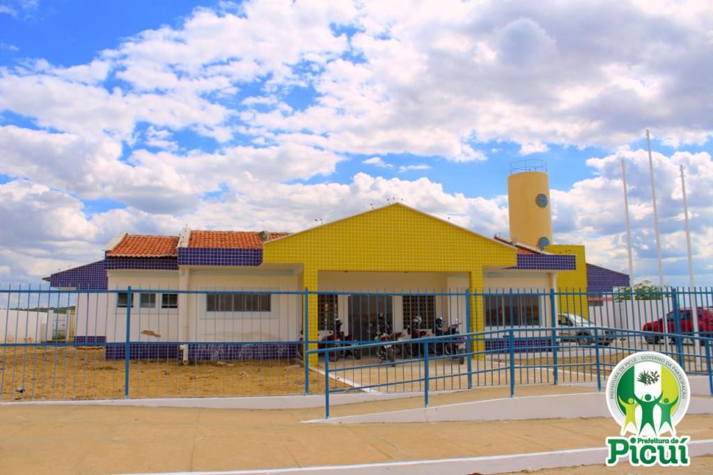 Creche Municipal Maria Edite é Concluída e Colocada em Funcionamento