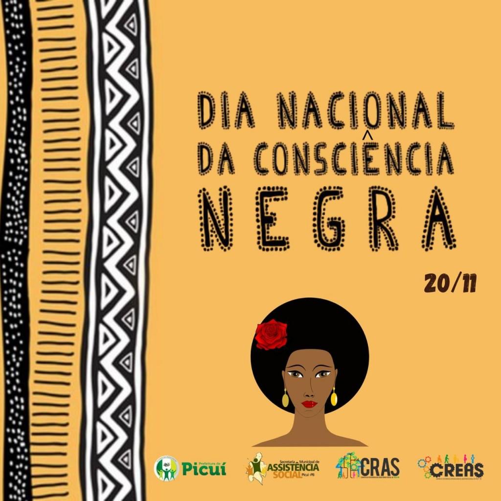 Consciência Negra: Prefeitura Municipal de Picuí