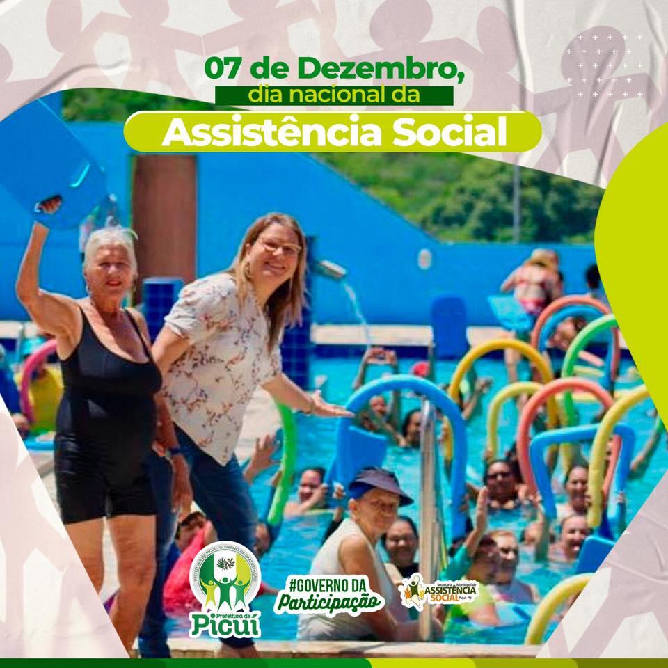 7 de Dezembro - Dia Nacional da Assistência Social