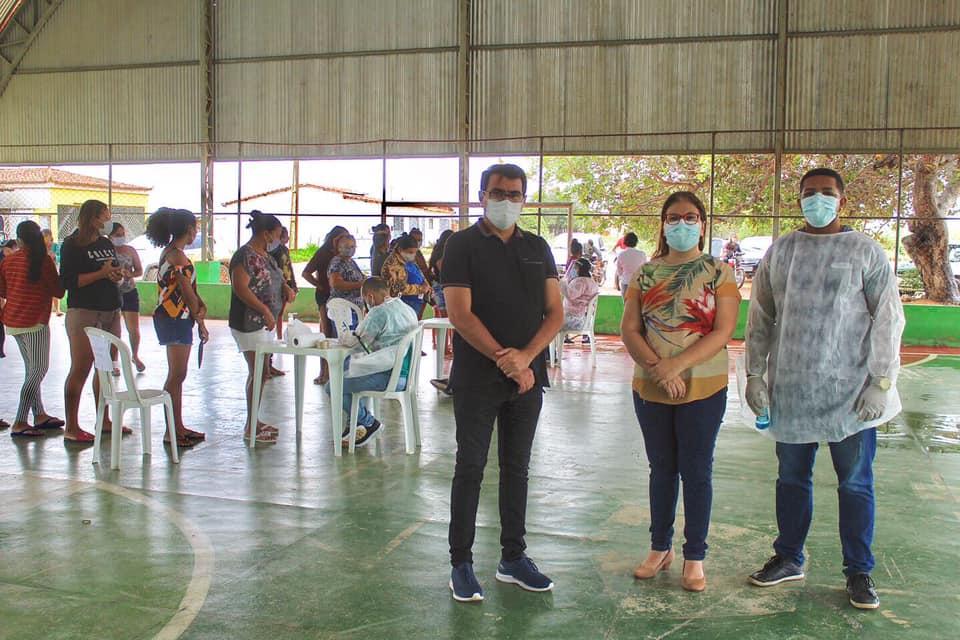 Prefeitura Municipal de Picuí realiza com sucesso a Entrega de Alimentos aos Beneficiários do PBF dos Distritos