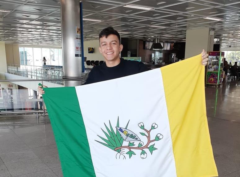 Adolescente do NUCA-Picuí é escolhido pelo Selo Unicef para participar de Oficina em Brasília