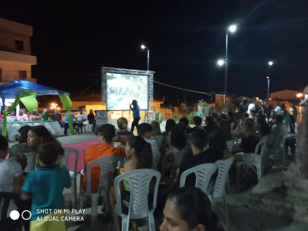 NUCA-Picuí finaliza o Desafio 6 com êxito
