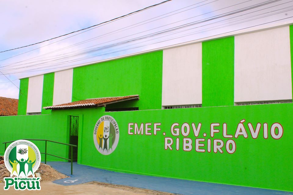 Reforma da EMEF Governador Flávio Ribeiro é Concluída com Sucesso