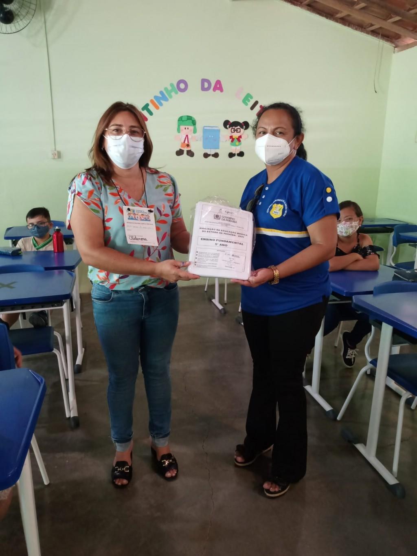 Avaliação em Larga Escala Integra PB é Aplicada nas Unidades Escolares do Município de Picuí