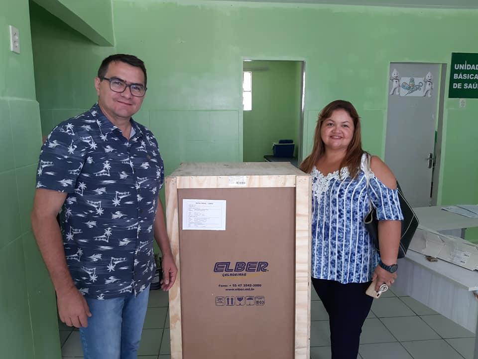 Prefeitura Municipal de Picuí Realiza Entrega de Equipamentos de Saúde
