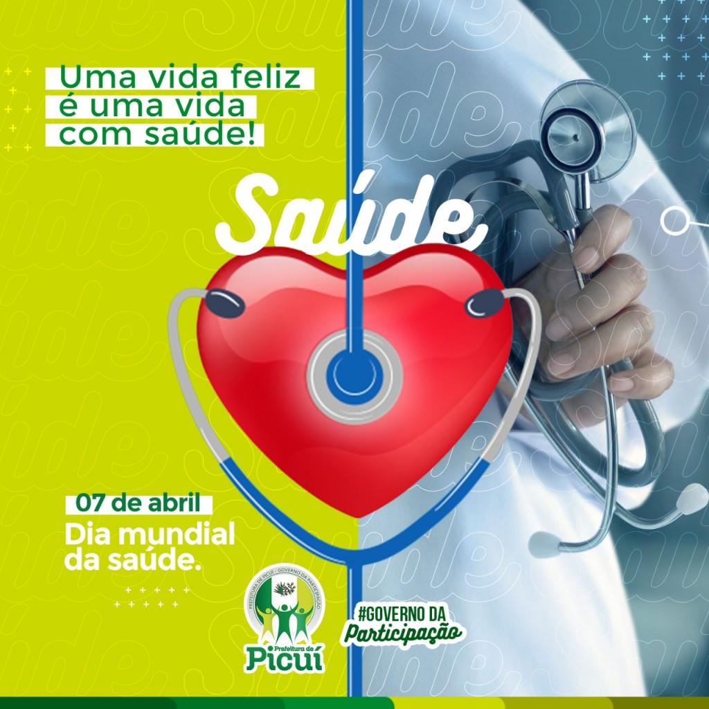 Dia Mundial da Saúde é Marcado com a Luta no Combate à Pandemia de COVID-19